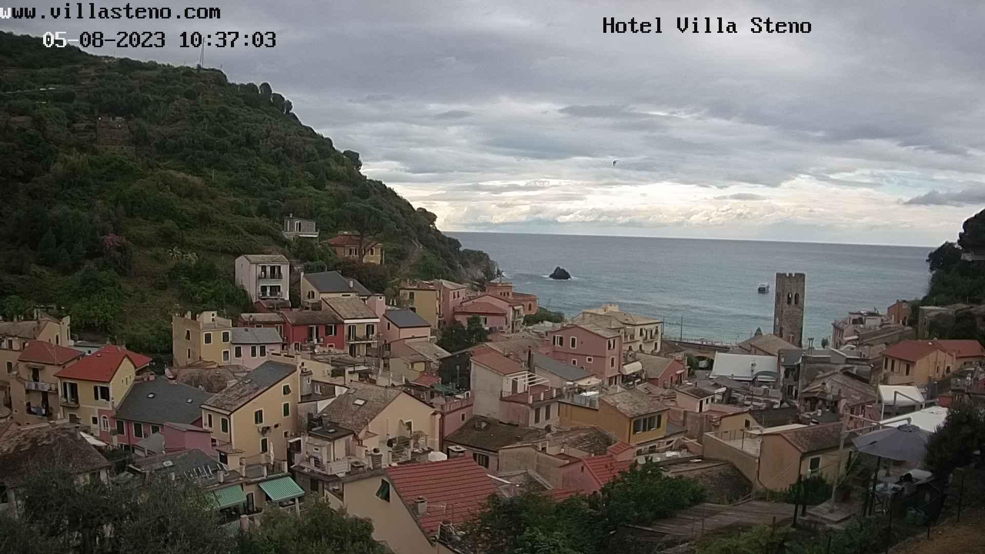 Webcam Monterosso al Mare - Cinque Terre - Italy